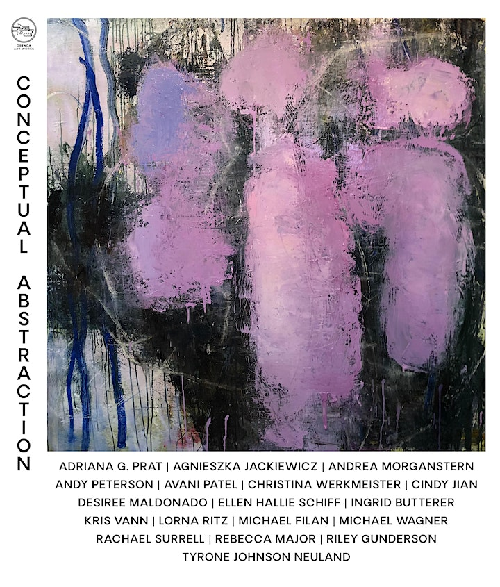 Conceptual Abstraction Artist Talk image