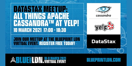 Cassandra Meetup: All things Apache Cassandra™ at Yelp! tickets