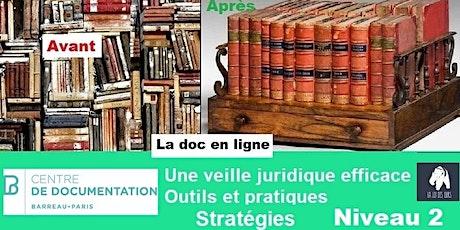 Formation Veille Juridique efficace et rapide (2/3) billets