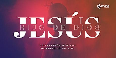 Celebración General - Domingo 21 de marzo boletos