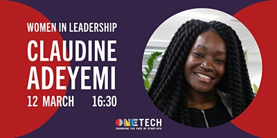 Women in Leadership: Claudine Adeyemi's Story