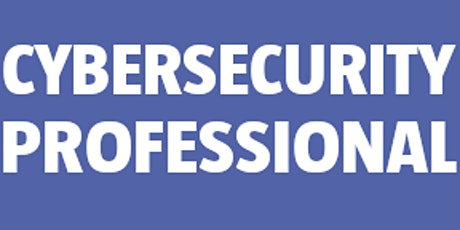 Cybersecurity Professional bilhetes