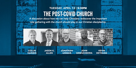 The Post-Covid Church tickets