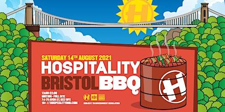 Hospitality Bristol BBQ tickets