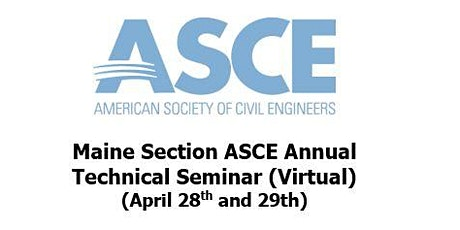 Maine Section ASCE Technical Seminar tickets
