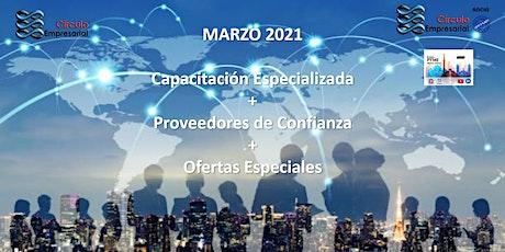 Expo Pyme México Avanza  Marzo  2021 boletos