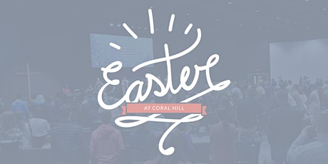Easter 2021: Saturday Services tickets