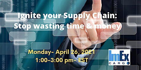 Ignite your supply chain & Unleash Supply Chain power tickets