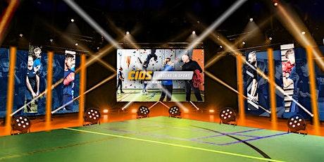 """Online Event CIOSNL: """"Leaders in Sport"""" billets"""