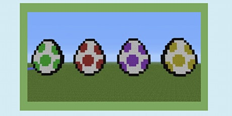*AUSGEBUCHT* Ferienprogramm Minecraft: Easter Eggs Tickets