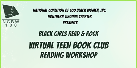 """Black Girls Read and Rock: Virtual Book Club Workshop"" tickets"