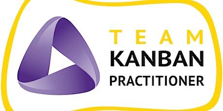 Team Kanban Practitioner (Virtual) tickets
