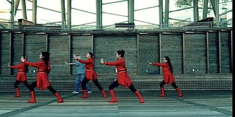 Tai Chi & Kung Fu Dance Class tickets