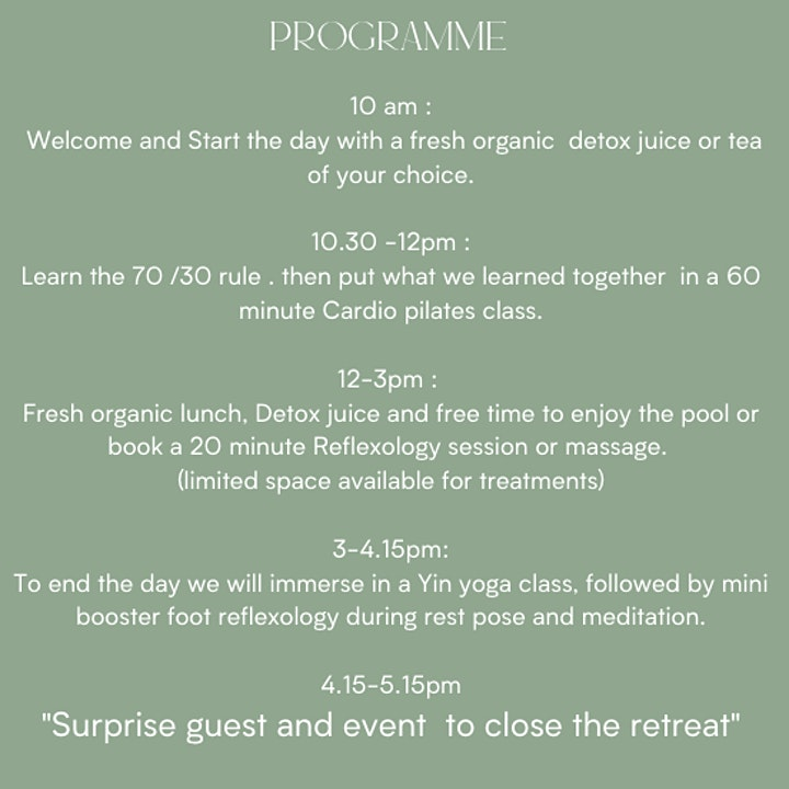 A TRANQUIL RETREAT FOR THE MIND AND BODY image