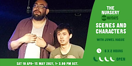 Online Scenes and Characters Improv Course tickets