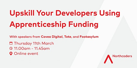 Upskill your Developers using Apprenticeship Funding tickets