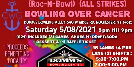 Bowling Over Cancer  ROCK N-BOWL  Event tickets