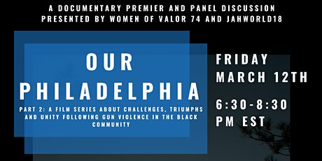 Part 2  Documentary Premier and Panel Discussion tickets