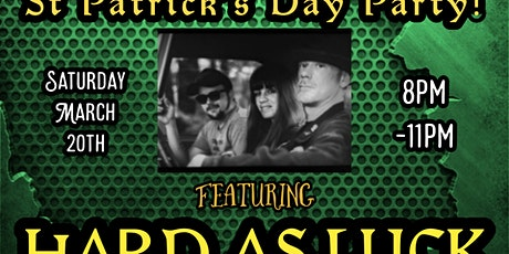 St. Patrick's Day Party - The After Party! tickets