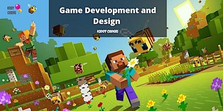 Game Development and Design tickets