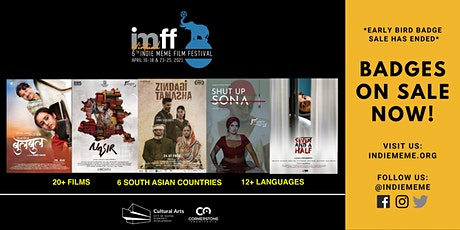 Virtual Indie Meme Film Festival 2021 tickets