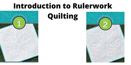 Introduction to Rulerwork Quilting tickets