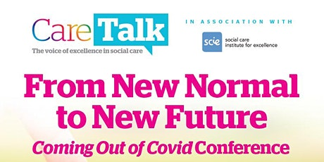 Care Talk Live Conference - in association with SCIE tickets