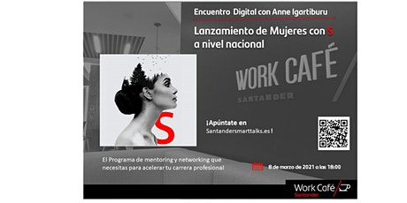 Lanzamiento Programa de Mentoring Mujeres con S tickets