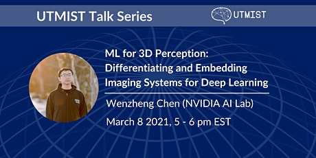 UTMIST Talk Series: Embedding Imaging Systems in Deep Learning tickets