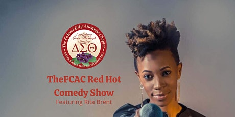 TheFCAC Red Hot VIRTUAL Comedy Show: Relationship Edition tickets