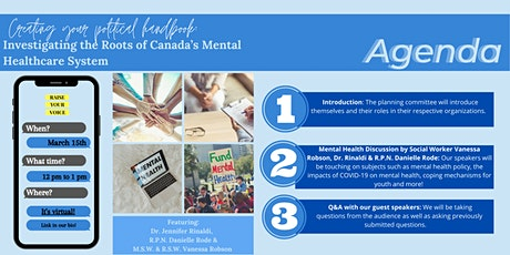 Creating Your Political Handbook: Investigating Canada's Mental Health Care tickets