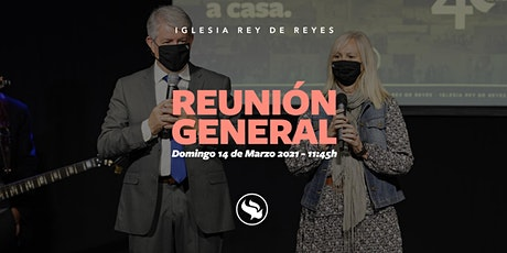 Reunión general - 14/03/21 - 11:45h tickets