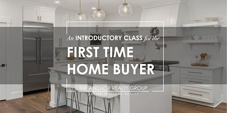 An Introductory Class for the First Time Home Buyer [IN-PERSON VERSION] tickets
