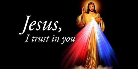 8 AM Mass on Divine Mercy Sunday, Sunday, April 11, 2021 tickets