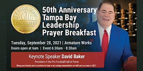 Tampa Bay Leadership Prayer Breakfast tickets