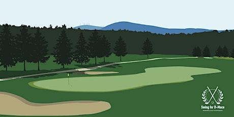 Swing for B-Mace Memorial Golf Tournament tickets