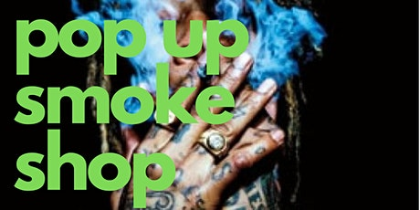4/20 Pop Up Smoke Shop & Tripping Animals Tap Takeover tickets
