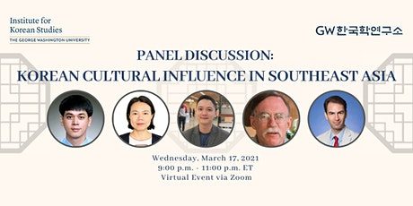 Panel Discussion: Korean Cultural Influence in Southeast Asia tickets