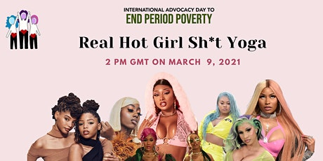 Real Hot Girl Sh*t Yoga Fundraiser tickets