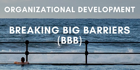 ORGANIZATIONAL DEVELOPMENT - Breaking Big Barriers (BBB) tickets