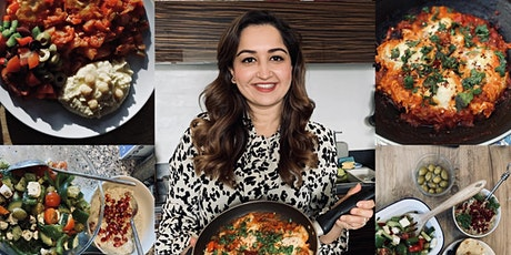 International Women's Day cook-along with Hajra tickets