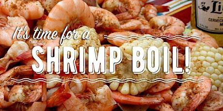 Shrimp Boil Fund Raiser tickets