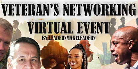 Veteran Network VIRTUAL Event tickets