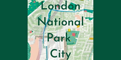 London National Park City: A Panel Discussion tickets
