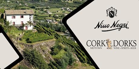 Corkdorks Presents : Nino Negri Wine Tasting tickets