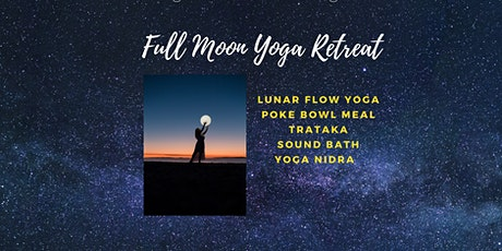 Full Moon Yoga Retreat tickets