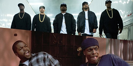 Queens Drive-In: Friday + Straight Outta Compton tickets