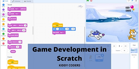 Game Development in Scratch tickets