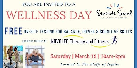 Health & Wellness Day tickets