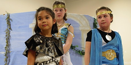 Sunday spring Drama Classes in Calgary for  ages 7-11` tickets